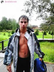 Male Escort Moscow - Young boy