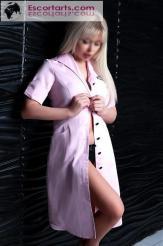 Girls Escort Moscow - Escort model Bella